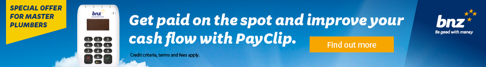 Get paid on the spot and improve your cash flow with PayClip from BNZ