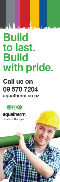 Aquatherm: Build to last. Build with pride.