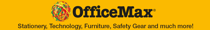 OfficeMax: stationery, technology, furniture, safety gear and much more!