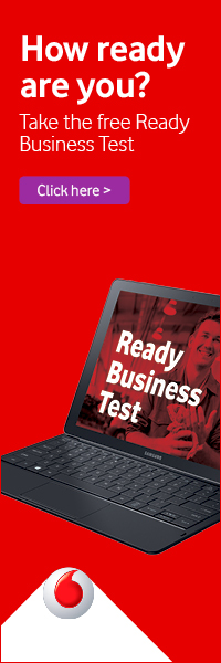 How ready are you? Take the Vodafone Ready Business Test