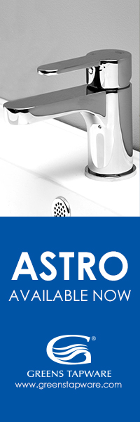 Astro - available now from Greens Tapware