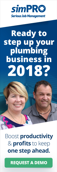 Ready to step up your plumbing business in 2018?