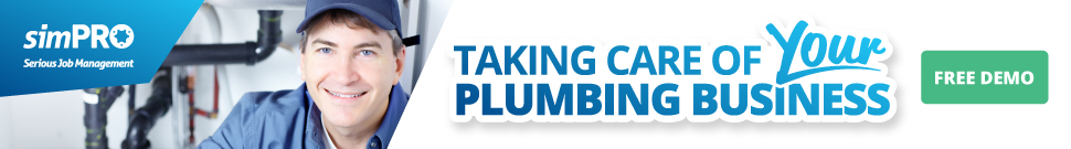 simPRO – taking care of your plumbing business