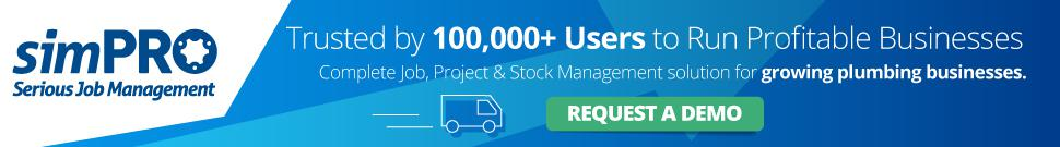 simPRO - trusted by 100,000+ users to run profitable businesses