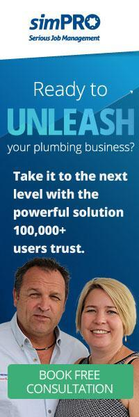 Take your plumbing business to the next level with simPRO, the powerful solution 100,000+ users trust