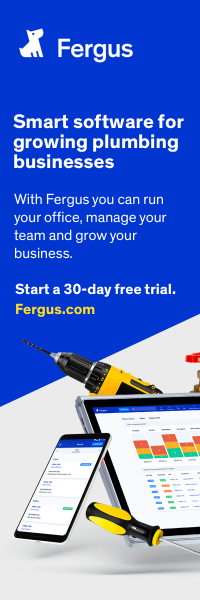 Fergus - smart software for growing plumbing businesses