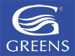 Greens Logo White small 2