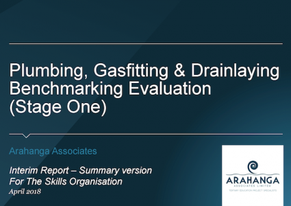 Cover from SKILLS PGD Summary Report FINAL MAY 2018