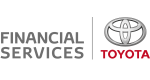 10304 Toyota Financial Services chrome grey trans transparent background cmyk