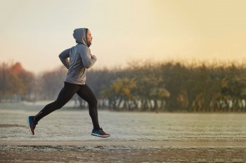 Running healthy lifestyle